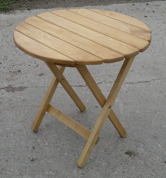 Складные столы - складная мебель из сосны и березы (складные столы на заказ)